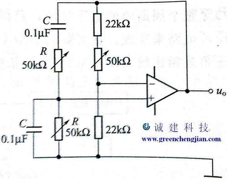 图4给出了rc串并联(文氏电桥)正弦波振荡电路,     详情请来电咨询