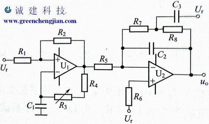 其中u1是spwm产生电路送出的spwm信号